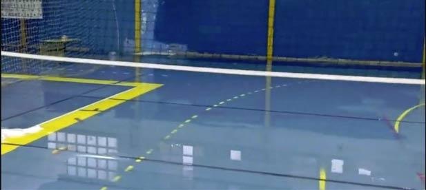 """Guillamón: """"El Polideportivo Pablo Herrera y el Ciutat de Castelló siguen teniendo goteras después de tres años de anuncios incumplidos. La problemática vigente obliga a suspender campeonatos trasladando una imagen vergonzosa de la ciudad"""""""