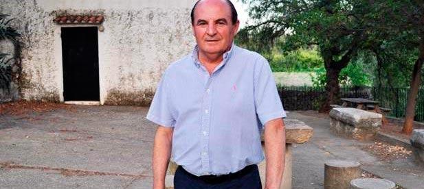 El alcalde de Les Useres, Jaime Martínez (PP) ha denunciado el estado de abandono del monte por parte del Consell