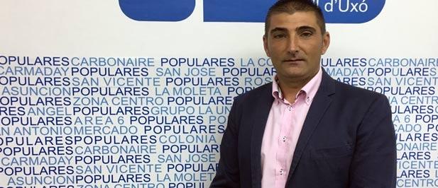 """Pérez: """"Ell equipo de gobierno de PSPV, Esquerra Unida y Compromís ha confirmado que remitió el 17 de enero una solicitud a la Conselleria de Medio Ambiente y a fecha de hoy todavía no les han dado ninguna respuesta"""""""