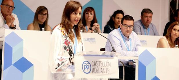 Los jóvenes del Partido Popular de Castellón han aplaudido hoy la iniciativa del Gobierno Provincial 'Castellón Junior'