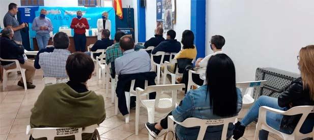 Barrachina arropa en Altura la reunión comarcal que reivindica inversión en caminos y sendas, patrimonio, servicios sociales y educación