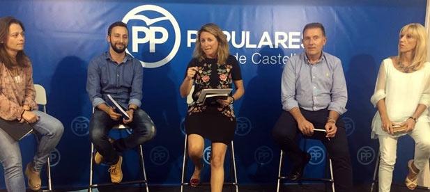 """Con el inicio del curso político, Begoña Carrasco activa la nueva Junta para """"pisar la calle, tomar nota del sentir de los ciudadanos y convertir nuestro proyecto de ciudad en un proyecto de todos los castellonenses"""""""