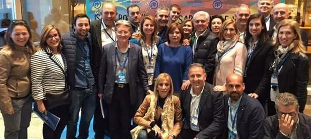 """La presidenta castellonense agradece la confianza depositada en la Junta Local y asegura que """"aportaremos trabajo, ilusión e ideas"""""""