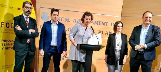 """Macián: """"Marco ha vuelto a resucitar hoy el caso Lafuente, en el pulso que mantienen PSPV y Compromís"""""""