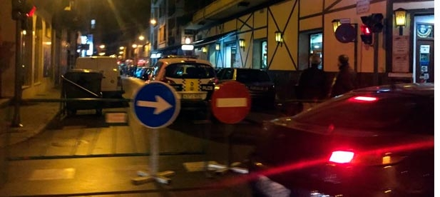 """Carrasco: """"La propia Jefatura de la Policía Local corrobora, la medida no es efectiva y supone un gasto de más de 20.500 euros al mes"""""""