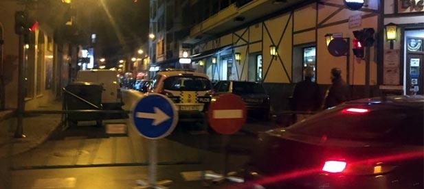 En lugar de cortar el tráfico de 00:00h a 06:00h debería haber más patrullas vigilando las calles