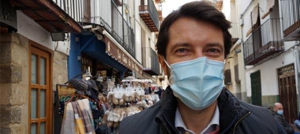"""Para Jesús Lecha, """"sabemos que el alcalde ha pagado desde el ayuntamiento a Francis Puig casi 300.000 euros del bolsillo de los vecinos, pero el importe es muy superior"""""""