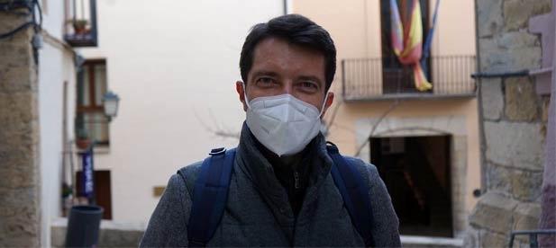 """La presión fiscal que soportan los vecinos permite, según Jesús Lecha, portavoz del PP en Morella, """"que el alcalde se suba el sueldo y el de los suyos, y se despilfarre en autobombo"""""""