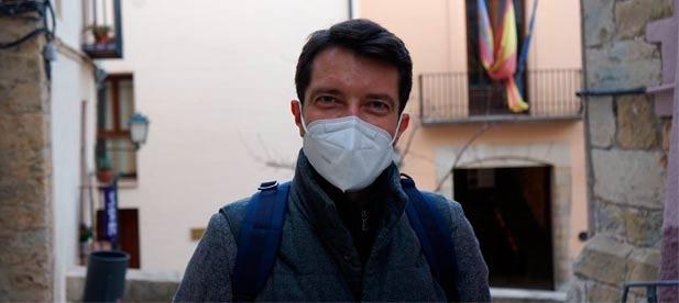 """Para Jesús Lecha, portavoz del PP, """"es una obligación defender los derechos de las familias de esta provincia que con el PP dejaron de pagar peajes que ahora el PSOE prevé recuperar"""""""