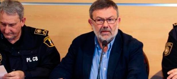 """Macián: """"Exigimos explicaciones al concejal de Seguridad Ciudadana, que también lo es del área de Personal, Antonio Lorenzo, para aclarar todos los detalles"""""""