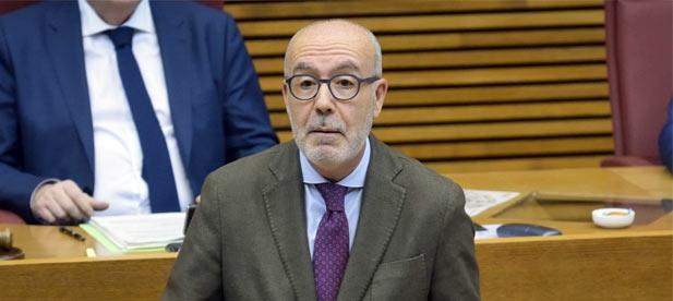 """Luis Martínez: """"Cuando gobernaba el PP se creaban 6.000 empleos al año en Castellón y es el momento de reactivar las medidas reformistas y centradas del PP"""""""