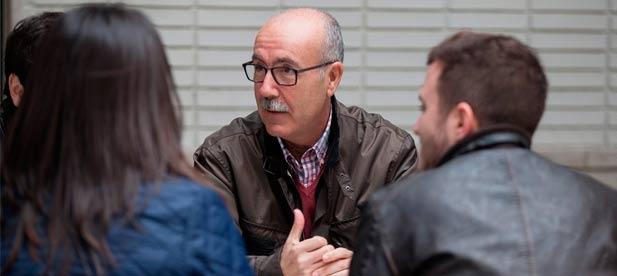 """Martínez: """"No entendemos por qué hay tanto silencio y se protege a un señor que va a sentarse en un banquillo"""""""