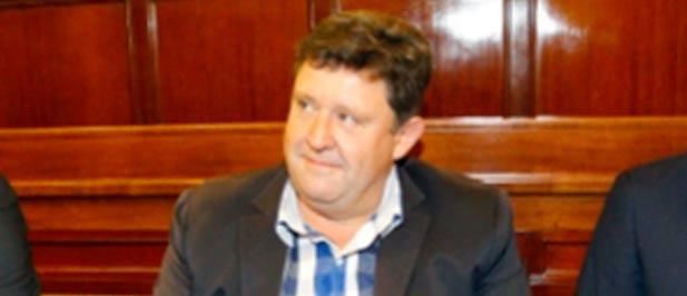 El alcalde de Villahermosa, Luis Rubio