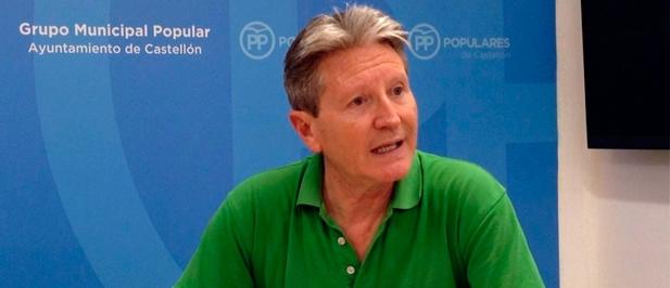 """Macián: """"El único objetivo era firmarlo para apartar al PP del gobierno y repartirse la Alcaldía y la Vicealcaldía"""""""