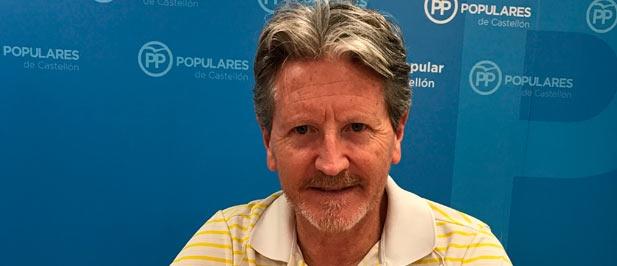 """Macián recuerda que """"tras renunciar a ser concejal, Lafuente ocupó una comisión de servicios durante 6 meses duplicando dicho sueldo"""""""