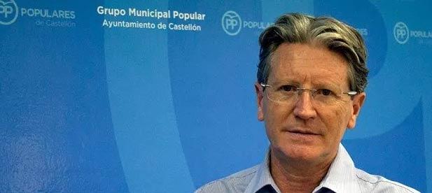 """Macián: """"El PP ha puesto la cara muy roja a Ignasi García y a Ali Brancal, al hacer público que Compromís, utilizara dinero de todos los castellonenses para pedir el voto"""""""
