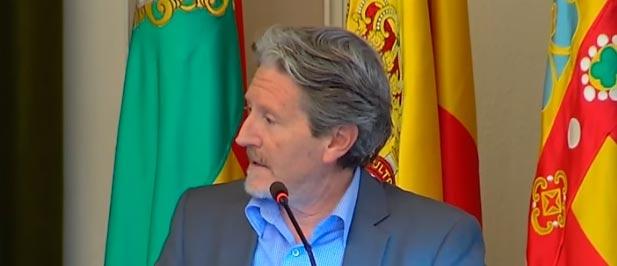 """Macián:  """"Las conclusiones que se han sometido hoy en las comisión de investigación no han sido las de cada uno de los grupos políticos"""""""
