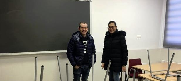 """Mallol ha señalado que la actuación """"mejorará la calidad educativa, objetivo que siempre hemos perseguido desde el PP de l' Alcora"""""""