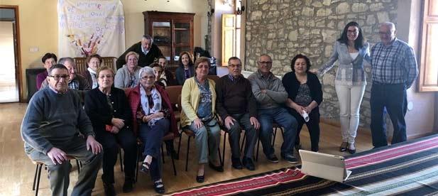 En la comarca del Alt Maestrat, casi 1.500 jubilados verán crecer su pensión este año.