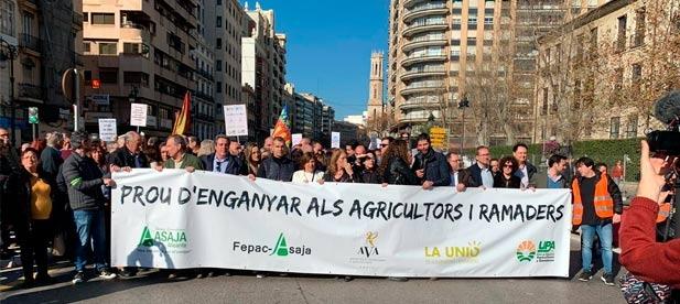 Los populares lamentan la mala gestión del Consell en la concesión de ayudas y las subidas de costes impulsadas por el Gobierno de Sánchez