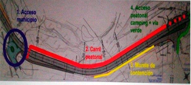 """Villalba (PP): """"Les hacemos el trabajo y aún así, lejos de toda responsabilidad, siguen demorando y poniendo piedras a un proyecto que mejoraría la seguridad del vial"""""""