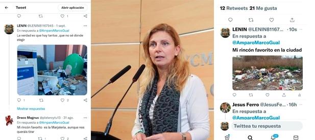 """Guillamón: """"El gobierno de Amparo Marco formado por PSOE, Compromís y Podemos sigue sin atender las demandas de los castellonenses que le están pidiendo mayores esfuerzos en materia de limpieza viaria para presumir de ciudad"""""""