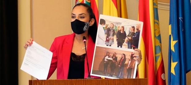"""El PP también ha lamentado que las iniciativas para apoyar al comercio local """"sigan sin llegar"""", así como que en el hecho de que el equipo de gobierno """"haya reservado solamente 5.000 euros para los bonos de descuento"""
