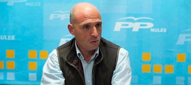"""García: """"La verdad es muy tozuda y al final el tiempo nos la razón a los concejales del Partido Popular que venimos denunciando desde el principio de la legislatura el derroche del 'pacto del gasto'"""""""