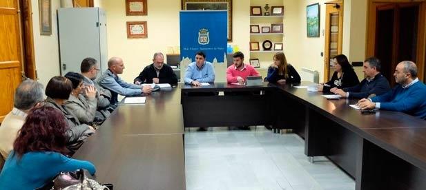 """El GMP El Grupo Municipal del Partido Popular en Nules ha exigido al 'pacto del gasto' """"trabajo y compromiso para avanzar en la redacción del Plan Especial de la Marjaleria"""""""