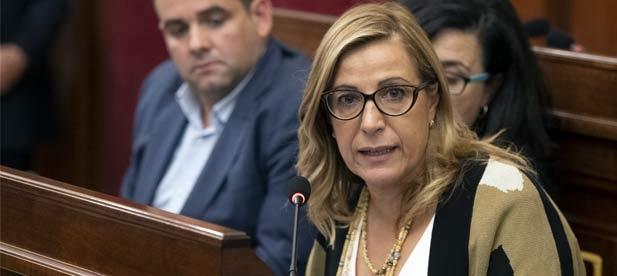 La diputada del PP, Susana Marqués, reivindica la defensa de la provincia frente a un Consell que bloquea inversiones y permite que Sánchez se quede con el IVA
