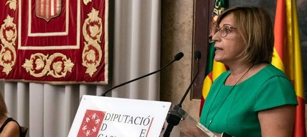 Susana Marqués, diputada provincial del PP, reivindica una Diputación útil que ayude a los 135 municipios de Castellón en lugar de servir de caja de caudales a Puig y Sánchez