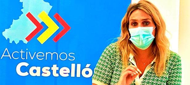 La denuncia de Marta Barrachina se produce después de las quejas que le están trasladando los principales alcaldes de localidades del litoral de la provincia de Castellón.