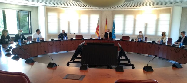 """Marta Barrachina anuncia iniciativas """"a todos los niveles"""" para """"frenar la destrucción de un sector al que el Gobierno socialcomunista ignora y en Castellón asegura el 9% del empleo"""""""