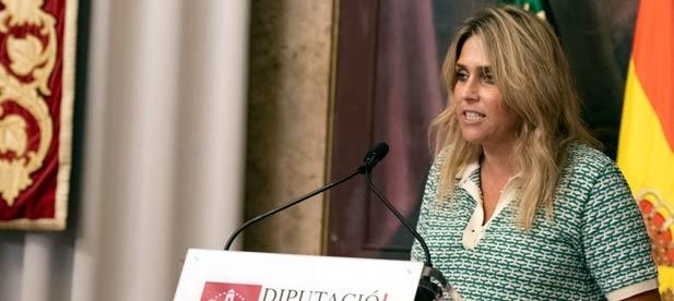 """La presidenta provincial lamenta que se haya excluido a la oposición de una reunión que """"debería servir para resolver los problemas que arrastra Castellón, no para hacerse otra nueva foto para el álbum"""""""