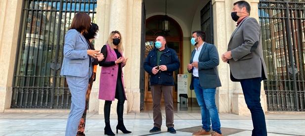 """Nieves Martínez: """"Es una oportunidad perdida para luchar contra la despoblación y por igualar las oportunidades en la provincia"""""""