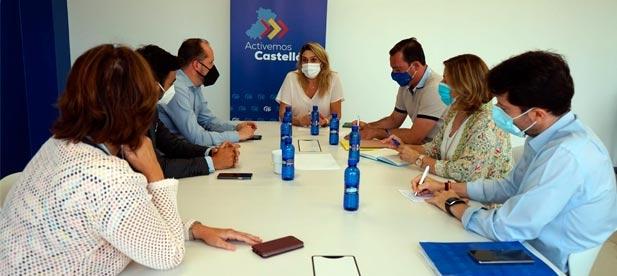 """Andrés Martínez: """"Castellón Sénior es un programa que activamos durante nuestra etapa para generar riqueza y promocionar el territorio. Hoy merece la inversión que el PSOE niega"""""""