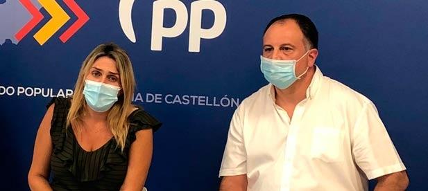 """Aguilella: """"El PSOE ha abandonado a familias, pymes, a autónomos, a los sectores productivos… El recibo de la luz lleva semanas de escalada, encadenando cifras históricas y el Gobierno de Pedro Sánchez, ha abandonado a su suerte a las familias"""""""