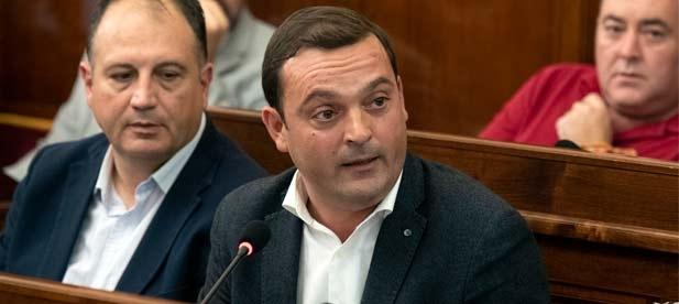 """Andrés Martínez, diputado provincial del PP, considera que """"es fundamental que el PSOE tenga en cuenta los criterios turísticos a la hora de ayudar a los ayuntamientos"""""""