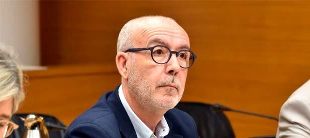 """Martínez: """"El 99% de los vecinos de Castellón siguen sin poder hacer los test para saber su estado de salud lo cual complica la desescalada"""""""