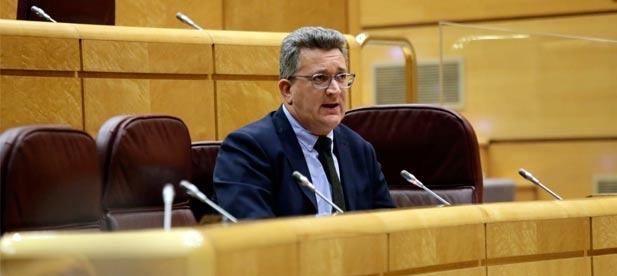 """Martínez: """"El Gobierno tiene que asumir el coste y solucionar un problema que él mismo ha creado a los ayuntamientos de la provincia"""""""