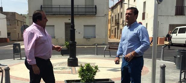 """Giner: """"Esta inversión supone un avance importante para nuestro municipio"""""""