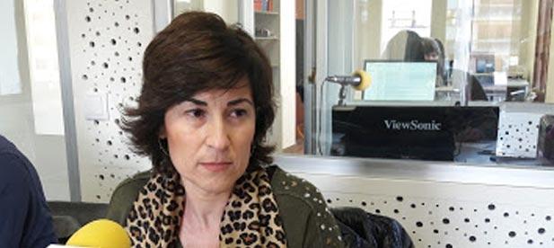 María Victoria Marzal, portavoz del PP en Nules.
