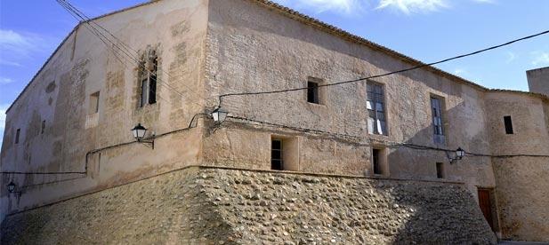 El Palacio de los Duques de Medinaceli de Geldo recibirá una subvención de 70.000€ por parte de la Diputación de Castellón