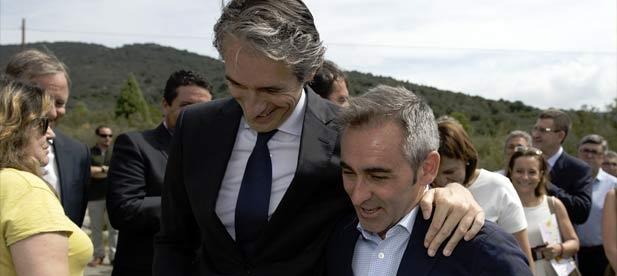 """Barrachina: """"El Gobierno del PP es un ejemplo de compromiso con las infraestructuras útiles para la provincia"""""""