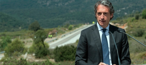Las obras de la N-232 que el Gobierno de España va a ejecutar en la provincia van a permitir mantener el tráfico hasta que esté operativa la nueva variante.