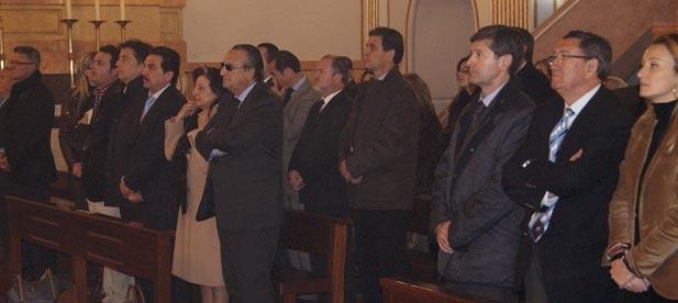 La homilía destacó el profundo catolicismo de Manuel Fraga y su compromiso con los valores cristianos en los que basó su vida y su actividad pública
