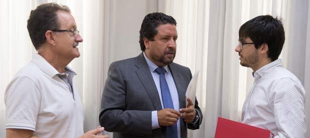 El PP de cervera celebra el Diputación vaya a invertir 100.000 euros en la población.