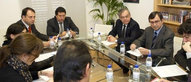 """Moliner: """"Es un tema que nos preocupa, que preocupa a los alcaldes y que por tanto preocupa a la Diputación de Castellón"""""""