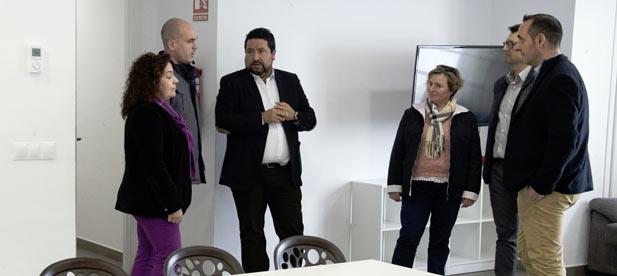 Torlá ha celebrado hoy que la inversión de casi 200.000 euros del Gobierno Provincial
