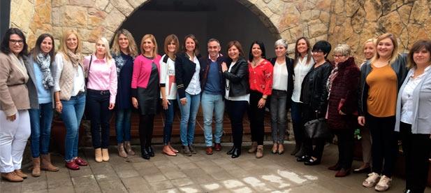 """Vicente-Ruiz: """"Es un orgullo que cada vez más mujeres quieran liderar el cambio y defender la libertad"""""""